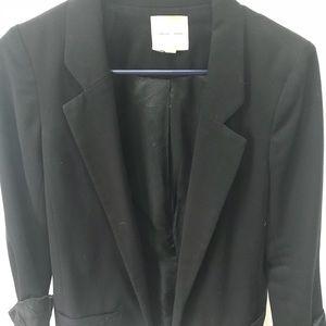 silence + noise Jackets & Coats - Black blazer